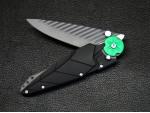 KABUTO - 2014 Edition - Dew HARA Custom Tactical Folding Knife