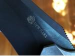 NOAH ZEN Black - Dew HARA knives