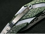 KISARAGI -如月- Dew HARA Custom Tactical Folding Knife