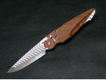 KABUTO -兜- Dew HARA Custom Tactical Folding Knife
