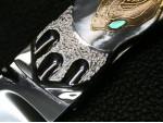 MAKI-E TONBO - Koji HARA Custom Folding Knife
