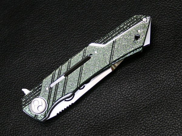 MINA -水雫- Dew HARA Custom Tactical Folding Knife