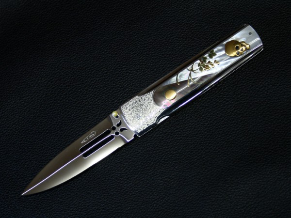 MAKI-E NOZARASHI - Koji Hara Knives