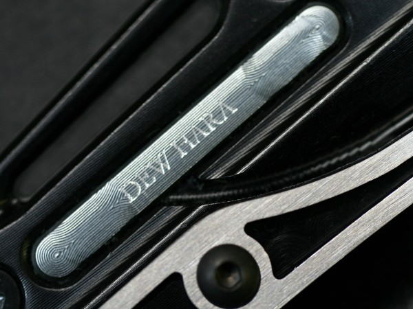 RAIKIRI -雷切- 原龍一 ナイフ