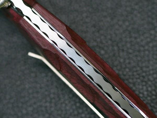 KABUTO -兜- Dew HARA Custom Tactical Folding Knife