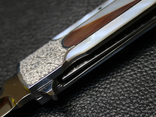 SCOTCH II / Dagger - Koji HARA Custom Folding Knife