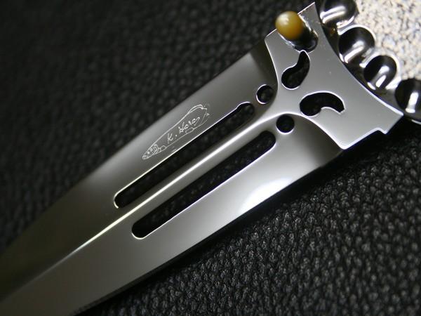 BONTEN - Koji HARA Custom Folding Knife