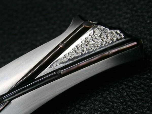 LUNA - Koji HARA Custom Folding Knife