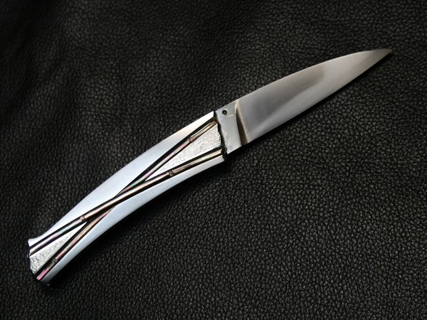 ONIMARU - Koji HARA Custom Folding Knife